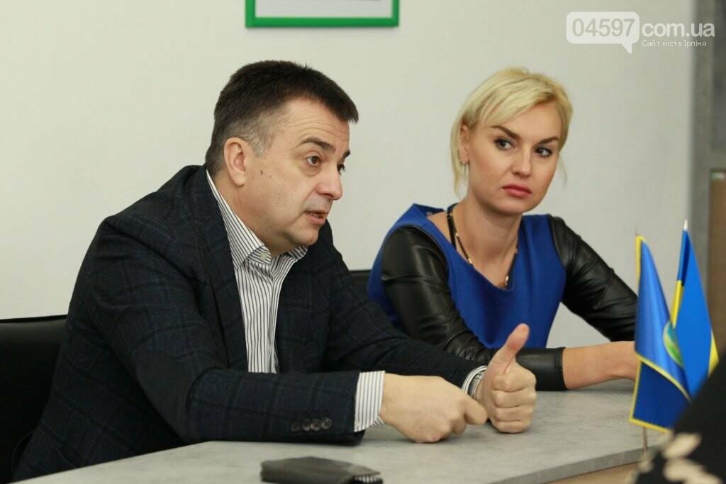 Ірпінь відвідав Почесний консул України в Чорногорії, фото-5