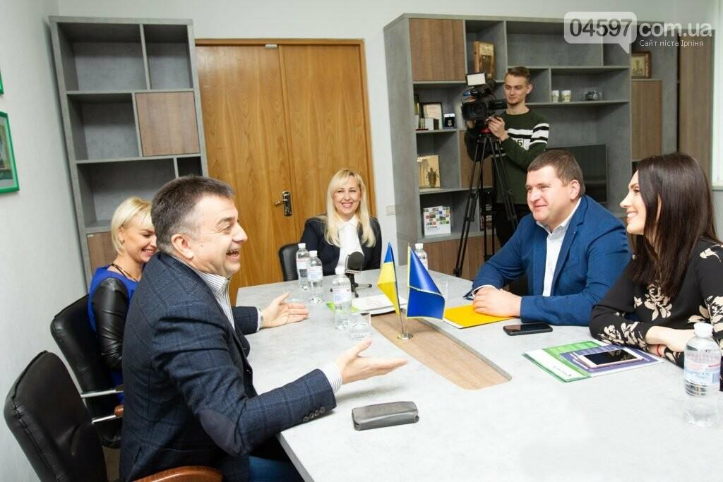 Ірпінь відвідав Почесний консул України в Чорногорії, фото-7