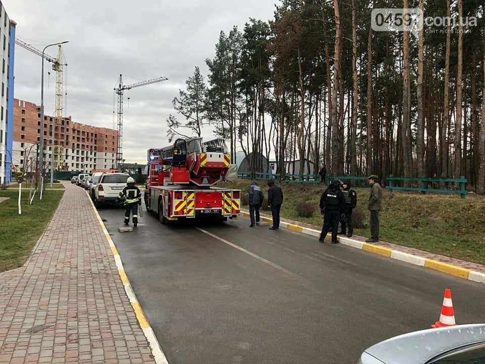 """В Ірпені в ЖК """"Єсенін"""" евакуювали мешканців через замінування, фото-6"""