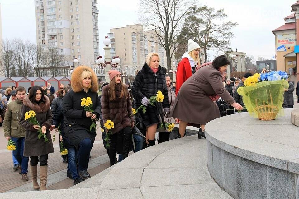 В Ірпені урочисто відсвяткували День Соборності України, фото-4