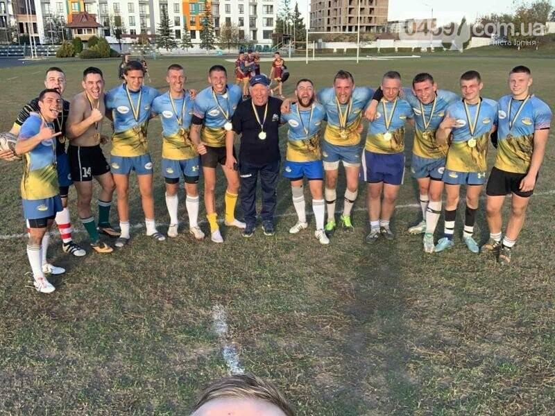 Ірпінські регбісти чотири рази ставали чемпіонами України у 2019 році, фото-1
