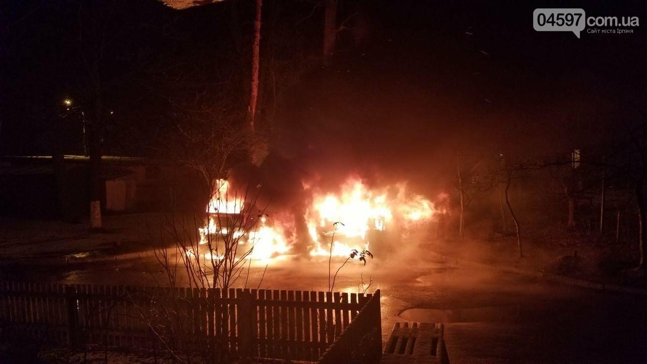 У Коцюбинському підпалили авто депутата Ірпінської міської ради , фото-3