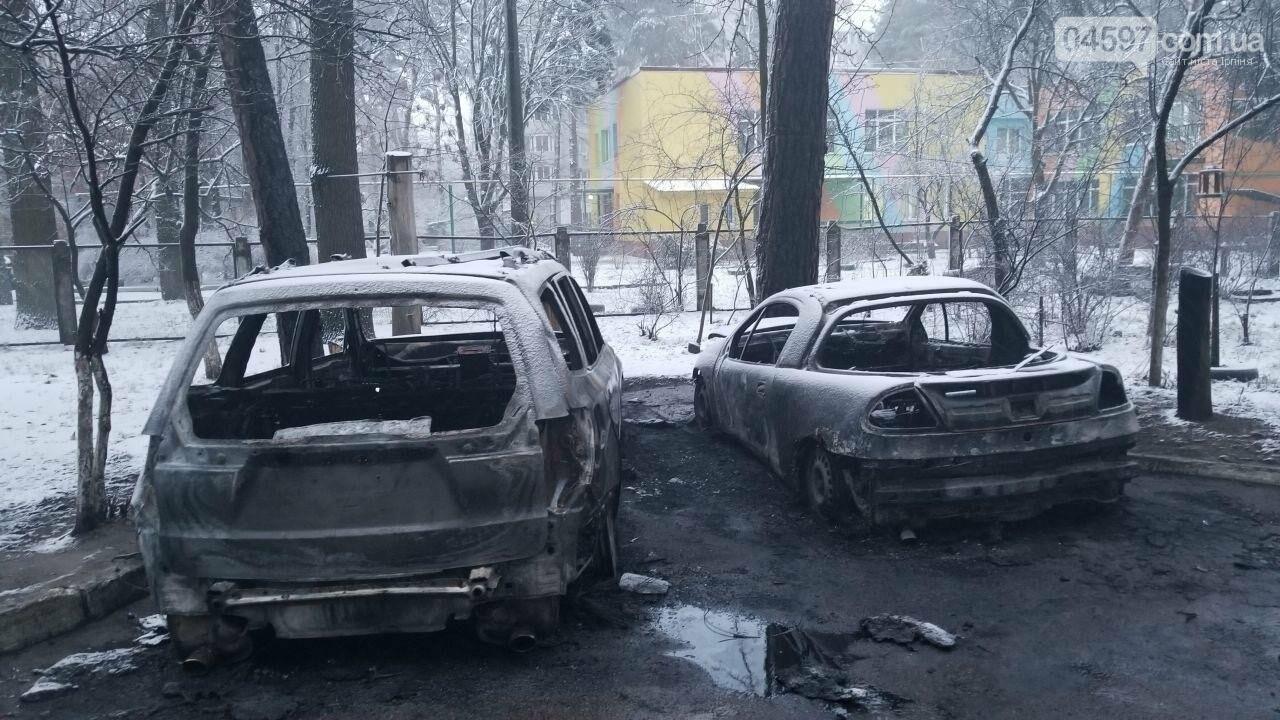 У Коцюбинському підпалили авто депутата Ірпінської міської ради , фото-1