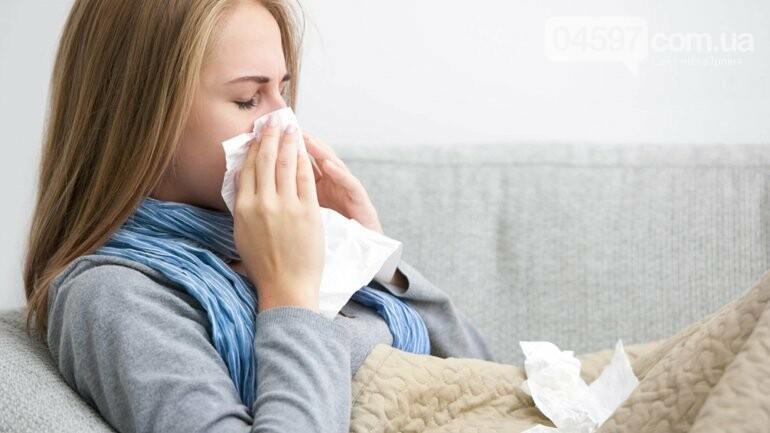 За тиждень в Ірпені на ГРВІ захворіло близько 1000 осіб, фото-1