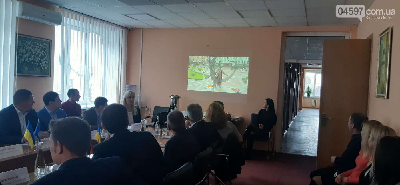 В Ірпені відбулась міжнародна конференція мерів , фото-2
