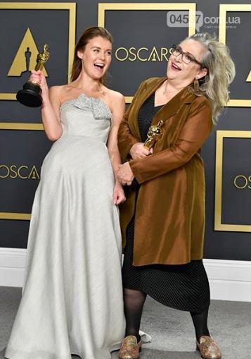 """Киянка отримала """"Оскар"""", фото-1"""