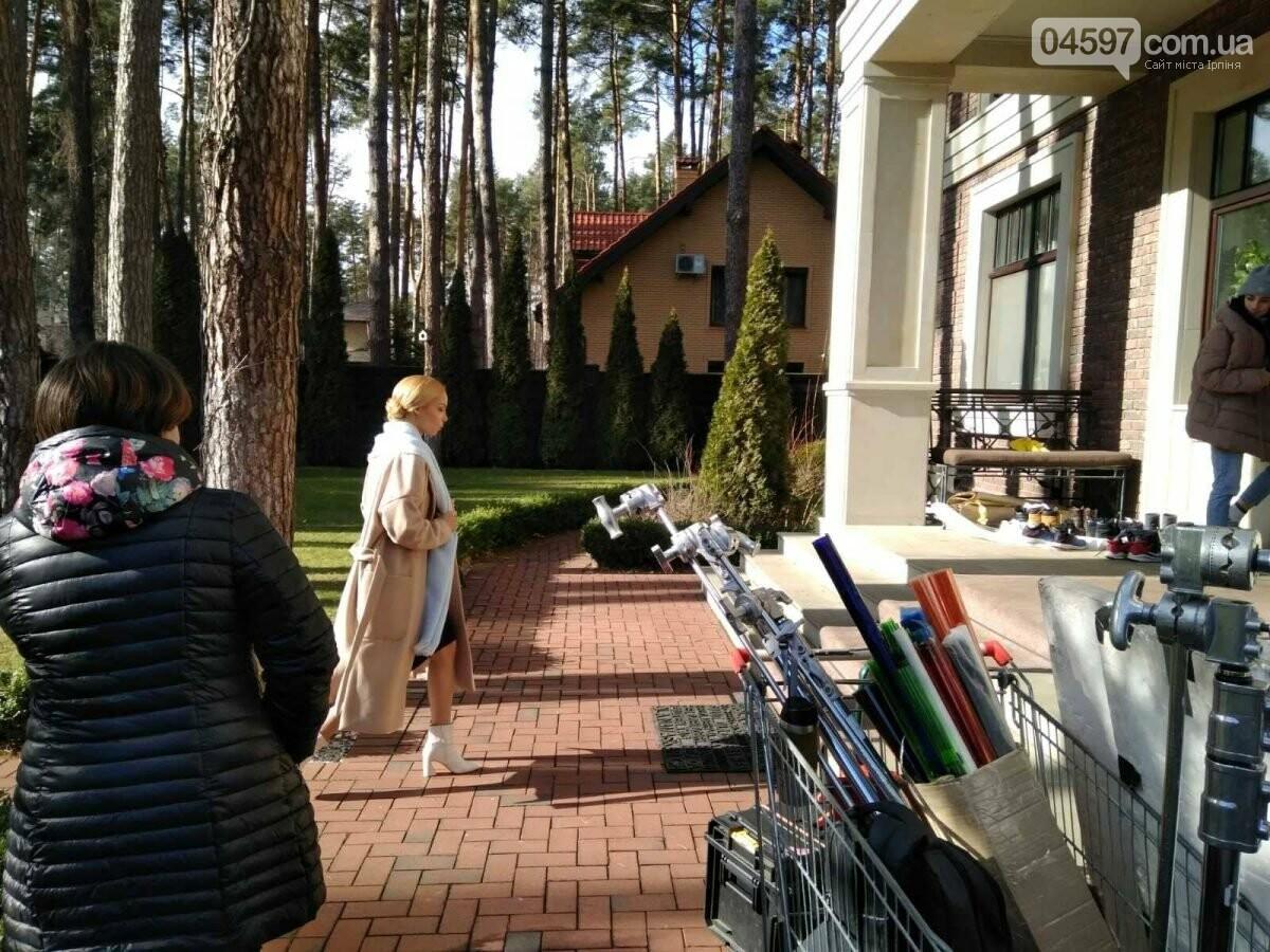 В Бучі знімають серіал про кохання, фото-4