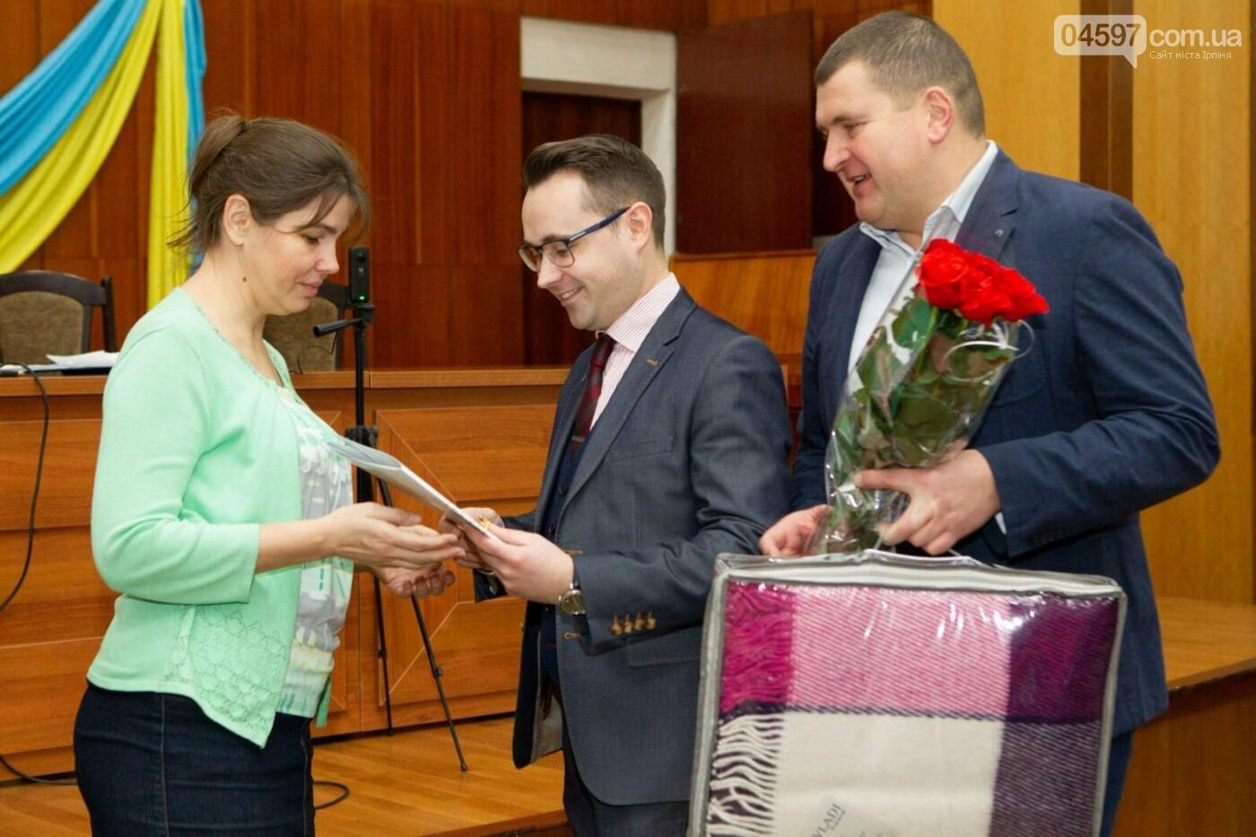 """В Ірпені двох жінок відзначили нагородою """"Мати-героїня"""", фото-4"""