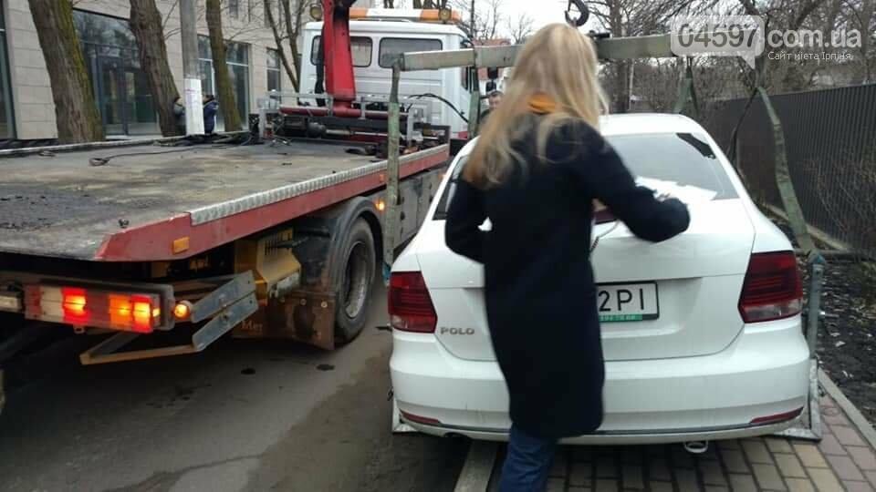 В Ірпені евакуатори забиратимуть неправильно припарковані машини, фото-1