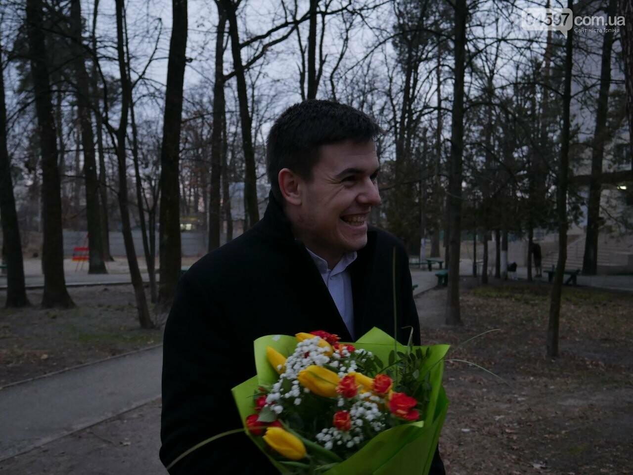 Фото зі зйомок кліпу