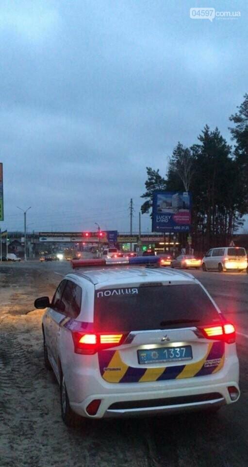 Поліція врятувала жінку, яка ледь не втопилася в Бучанці, фото-1