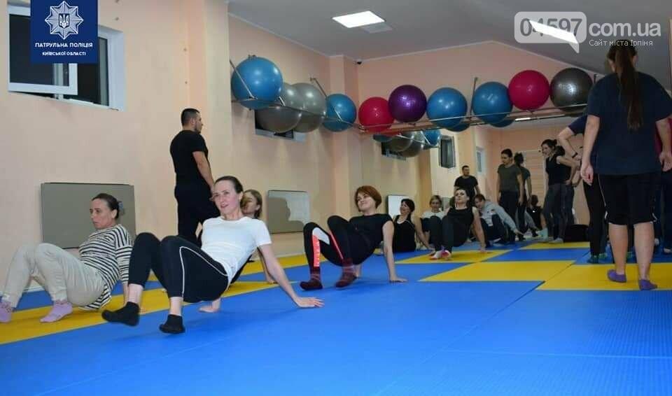 Патрульні долучилися до курсів самооборони для жінок, фото-10