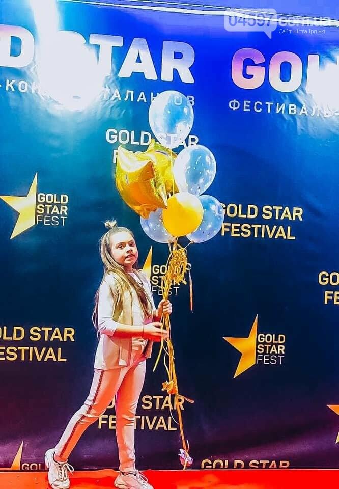 Маленька гостомельчанка перемогла в Міжнародному конкурсі талантів, фото-2