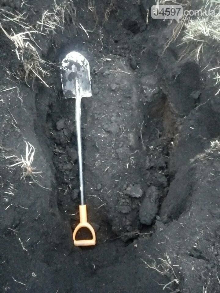 У Бучі знайшли авіаційний снаряд Другої світової війни, фото-2