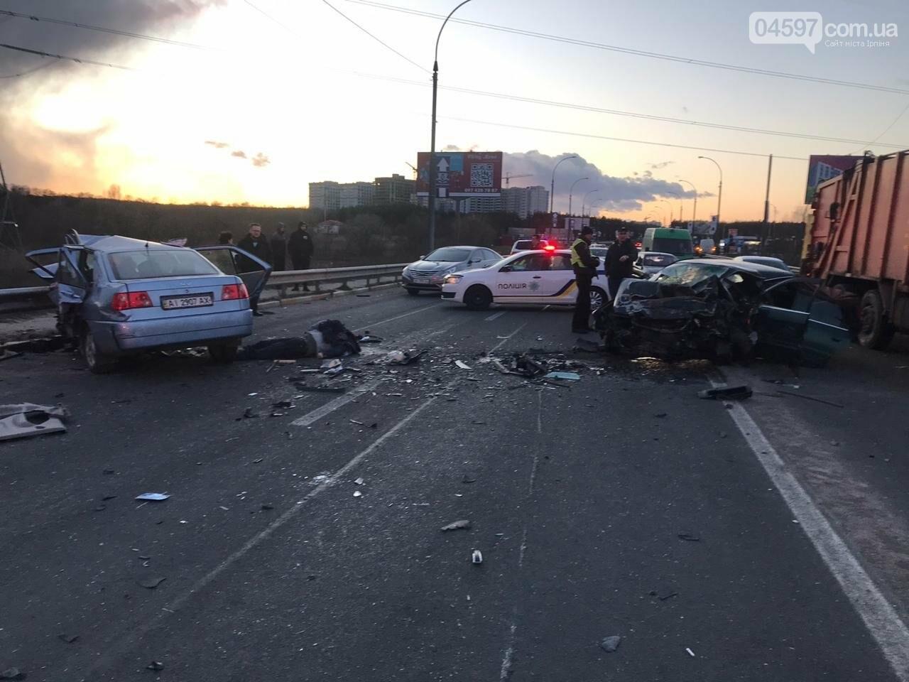 Машину розірвало на шматки: в Ірпені внаслідок ДТП загинув чоловік, фото-4
