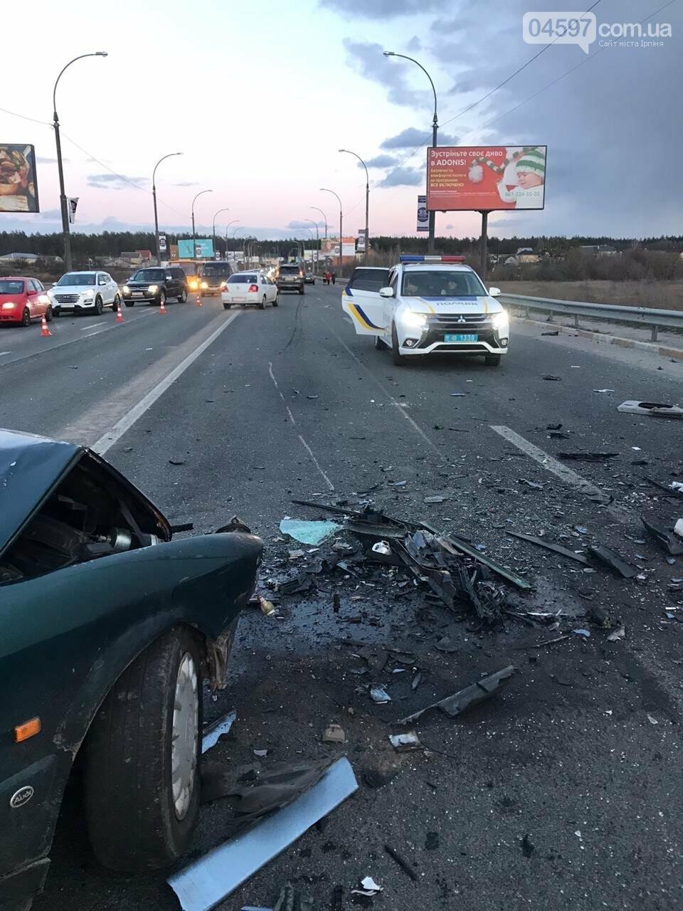 Машину розірвало на шматки: в Ірпені внаслідок ДТП загинув чоловік, фото-2
