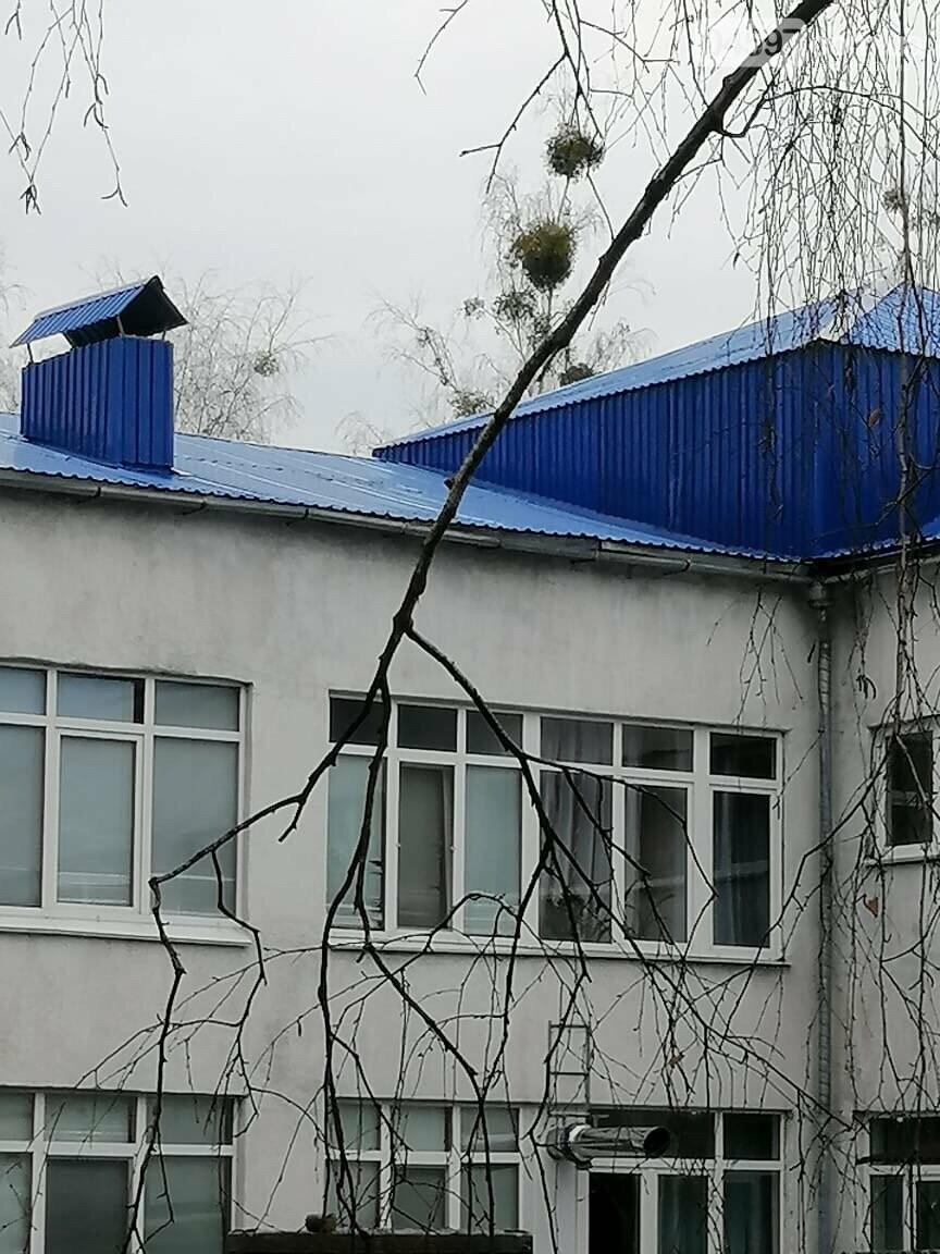 В Гостомелі відремонтували дах садочку після буревію, фото-1