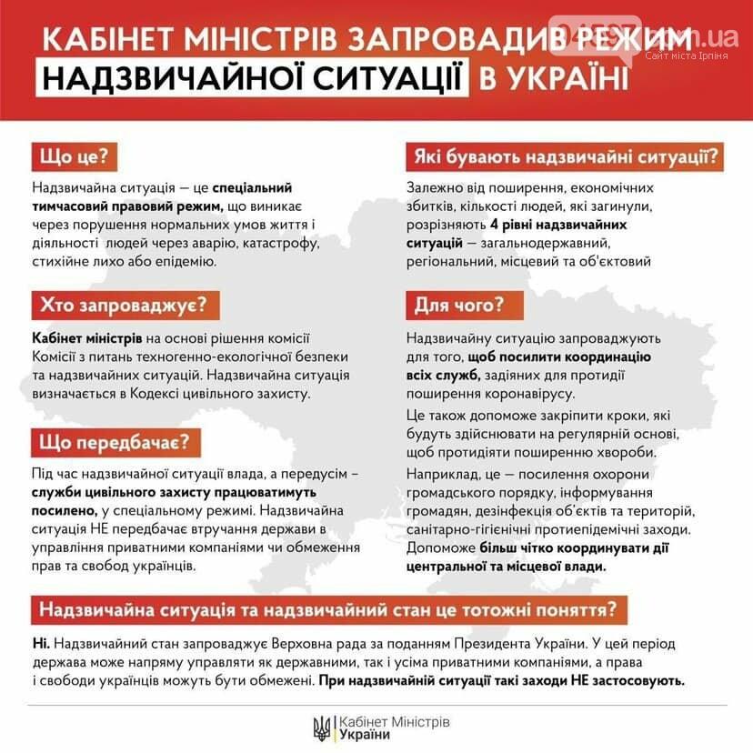 Кабмін продовжив карантин в Україні до 24 квітня, фото-1