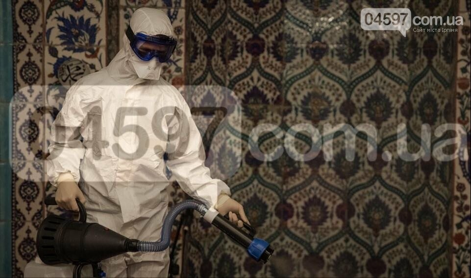 УВАГА! Шахраї-дезінфектори ходять оселями в Ірпені, фото-1