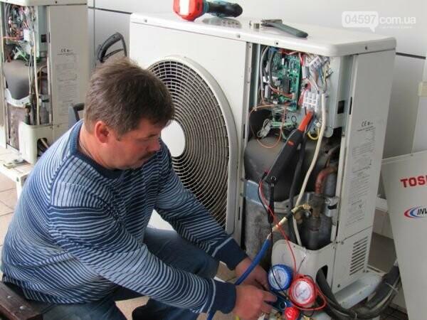 Чистка, заправка и ремонт кондиционеров в Ирпене, фото-2