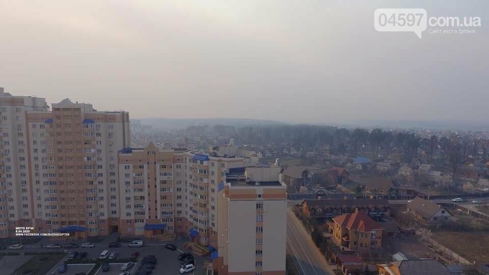 Звідки димова завіса в Приірпінні, фото-1
