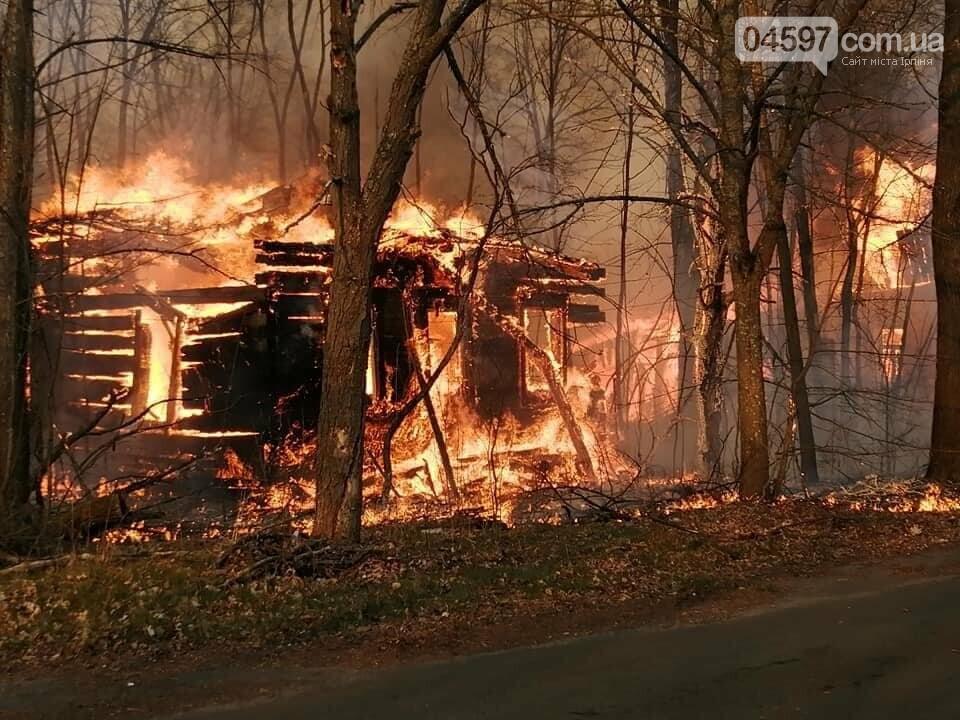 Як у фільмі жахів: пожежі в Чорнобилі знищили ліс та села, фото-10