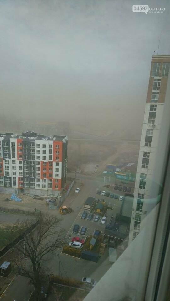 Смог, дим і пил: апокаліпсис в Ірпені, фото-4