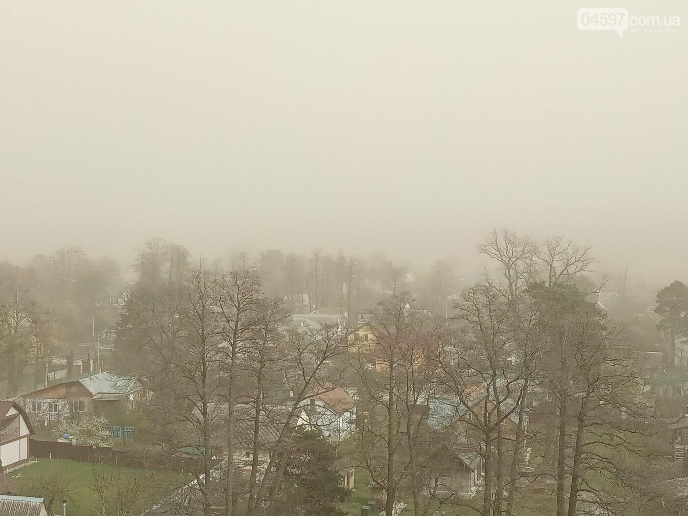 Смог, дим і пил: апокаліпсис в Ірпені, фото-3