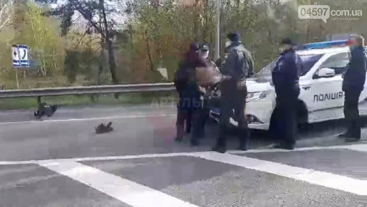 В Ворзелі насмерть збили пішохода, фото-1