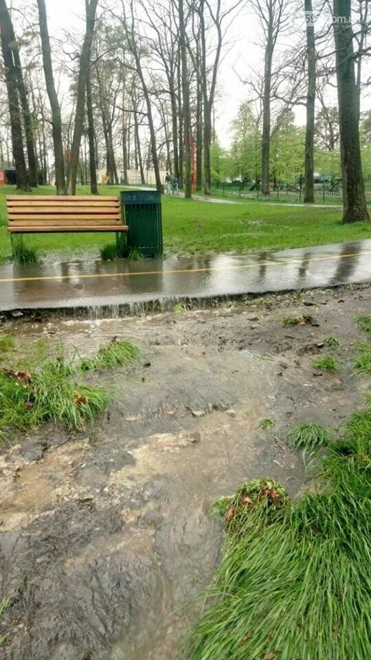 Ірпінські комунальники ліквідують наслідки вчорашньої зливи, фото-2