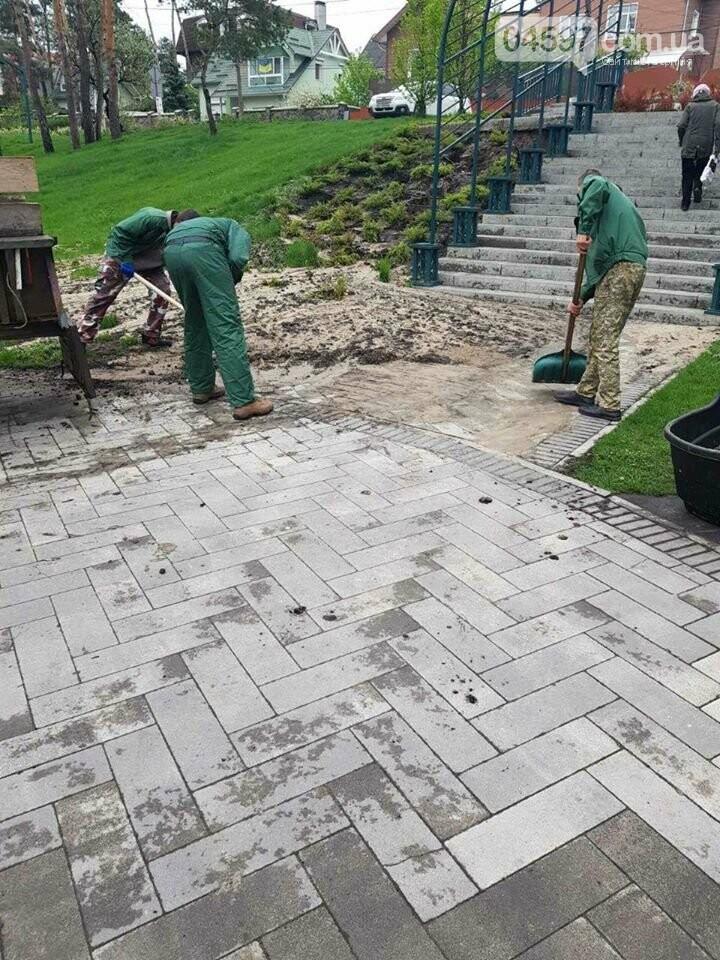 Ірпінські комунальники ліквідують наслідки вчорашньої зливи, фото-4