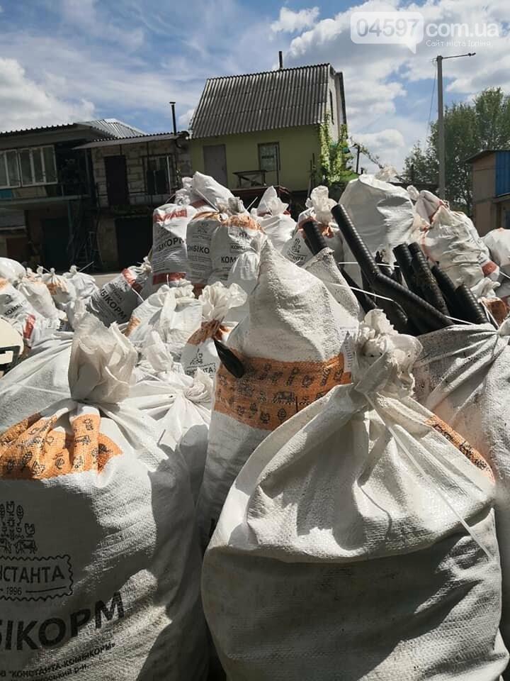 На Земснаряді ірпінчани зібрали 10 тон сміття , фото-3
