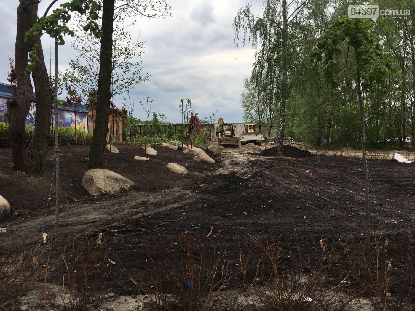 В Бучанському парку з'являться нові локації, фото-7