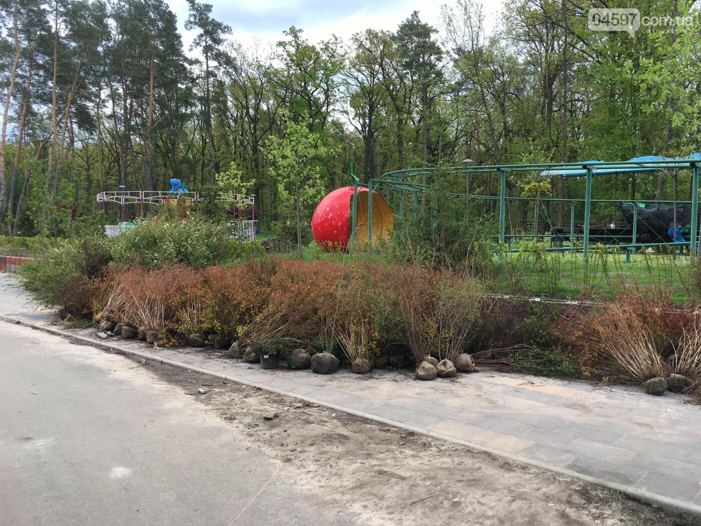 В Бучанському парку з'являться нові локації, фото-6