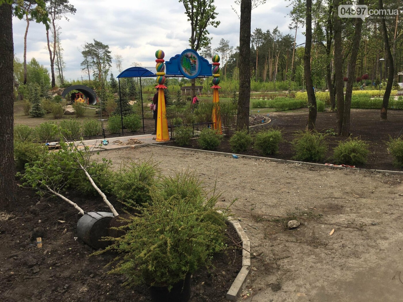 В Бучанському парку з'являться нові локації, фото-4