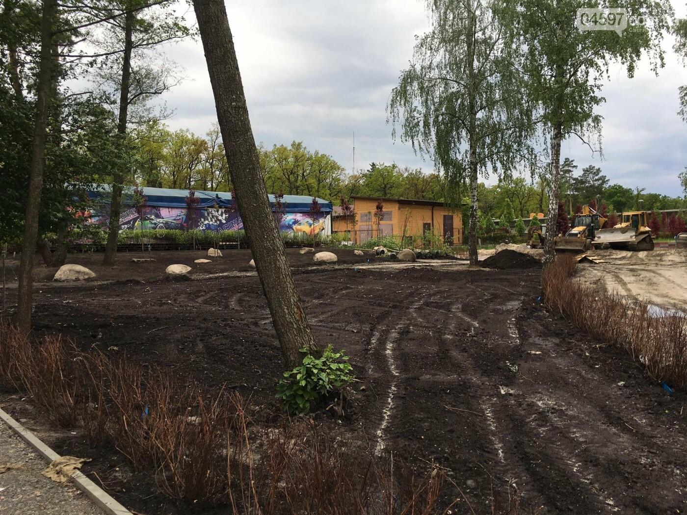 В Бучанському парку з'являться нові локації, фото-8