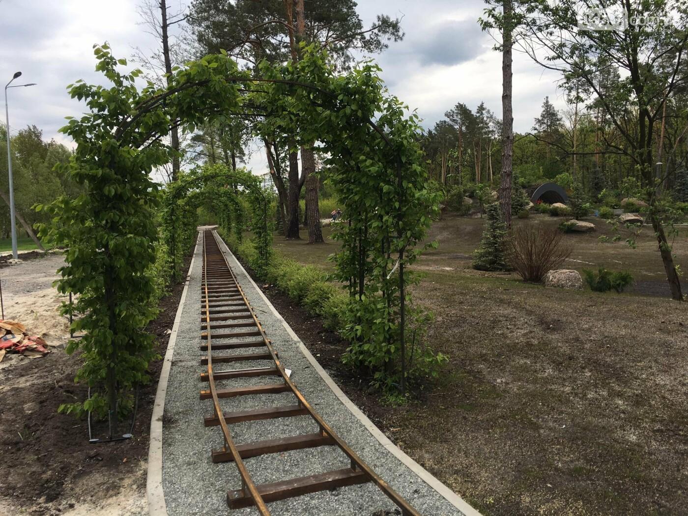 В Бучанському парку з'являться нові локації, фото-1