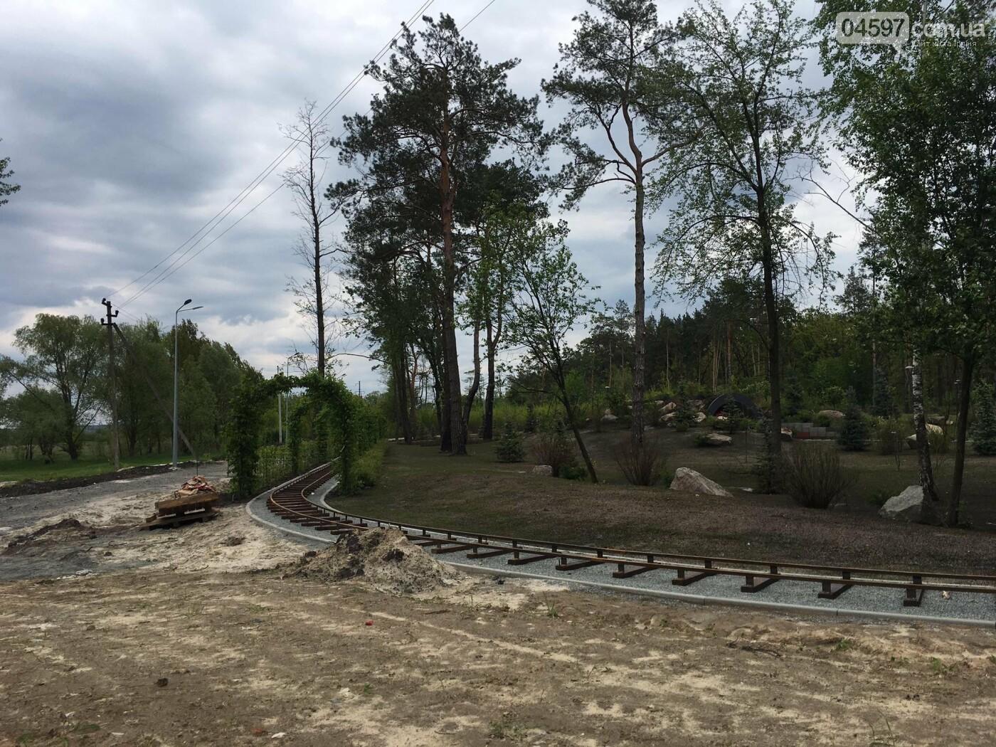В Бучанському парку з'являться нові локації, фото-2