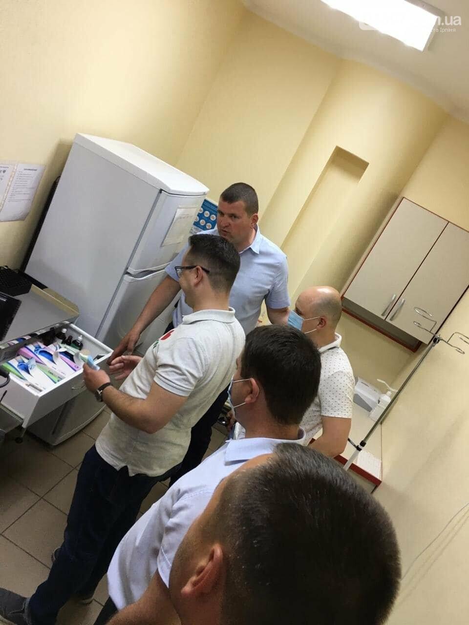 В Ірпені відкрилася нова амбулаторія, фото-7