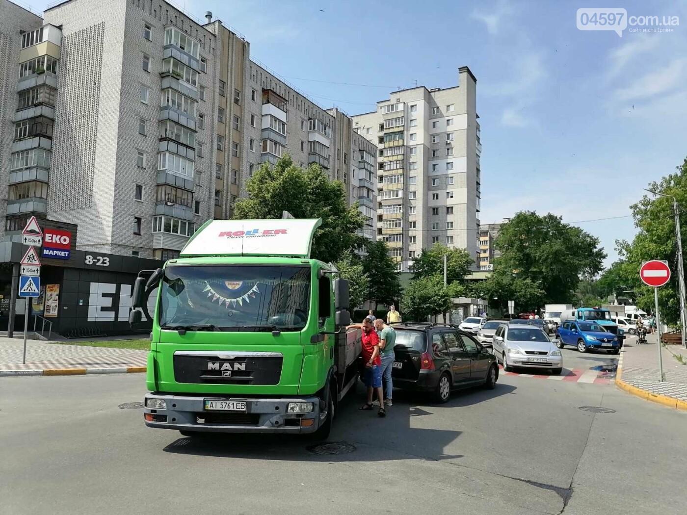 В Ірпені на Грибоєдова сталося ДТП, фото-2