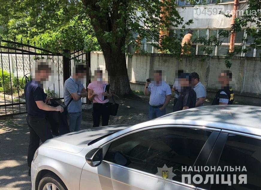 В Ірпені на хабарі затримали чиновника Держгеокадастру, фото-1