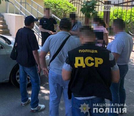 В Ірпені на хабарі затримали чиновника Держгеокадастру, фото-2