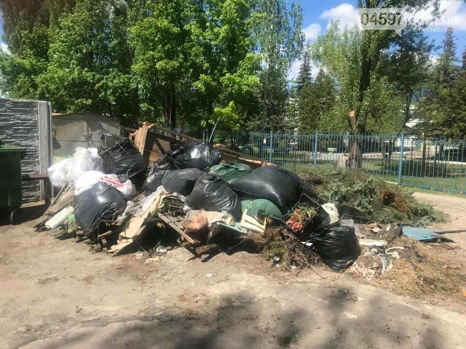 Максим Плешко: звільнимо Гостомель від старого сміття!, фото-5