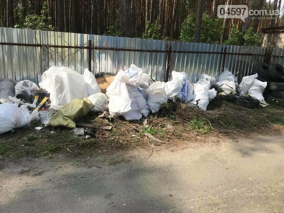Максим Плешко: звільнимо Гостомель від старого сміття!, фото-4
