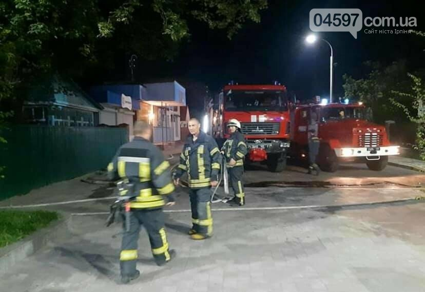 В центрі Ірпеня підпалили приватний будинок (ФОТО), фото-4