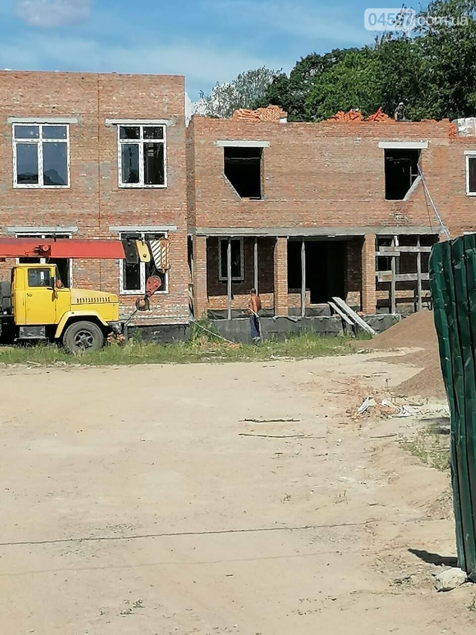 Тендер на будівництво дитсадка у Гостомелі виграла фірма-пустишка, фото-3