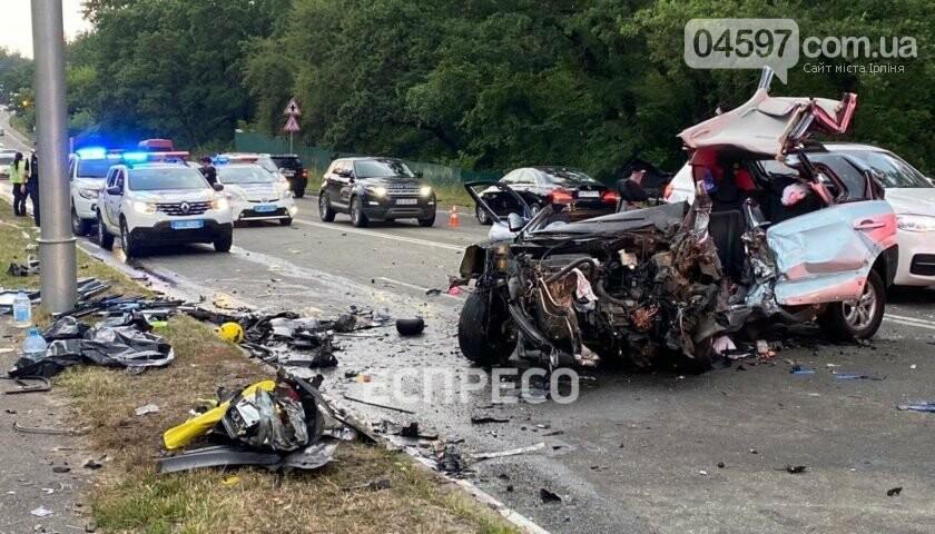 Під Києвом п'яний водій Mercedes влаштував ДТП: загинула багатодітна сім'я, фото-2