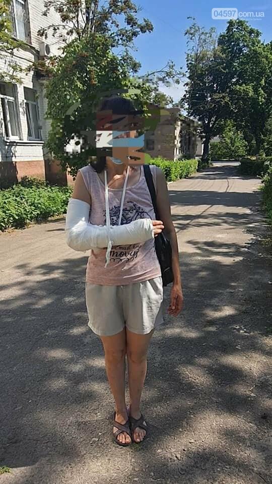 В Ірпені терміново збирають кошти на операцію жінці, яка зазнала насильства, фото-1