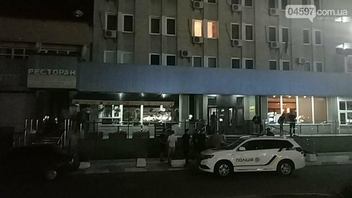 Біля готелю «Ірпінь» сталася бійка, фото-1