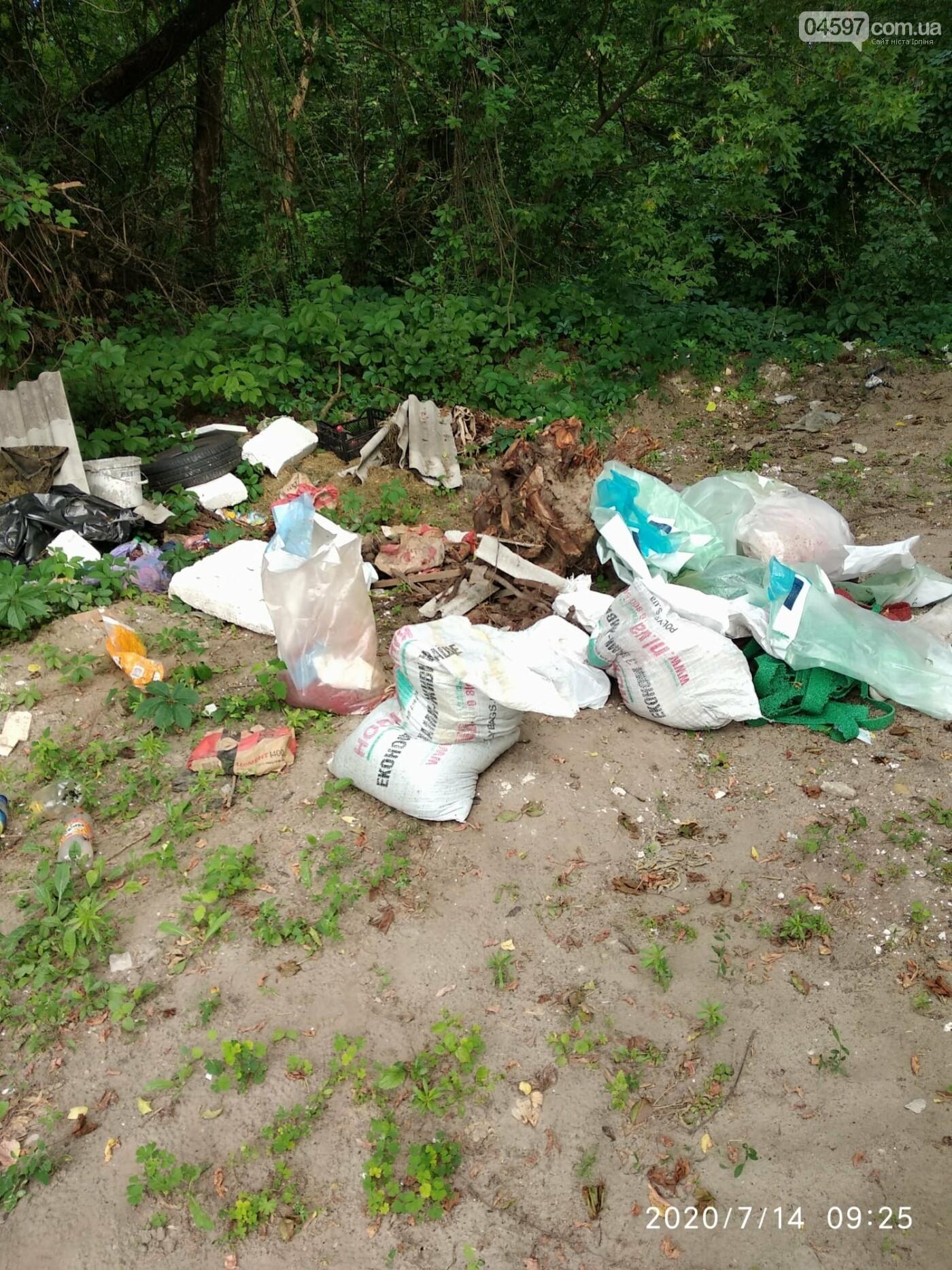 Куди вивезти будівельне сміття ірпінчанам, фото-1